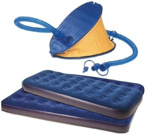 Colchones inflables o hinchables para dormir tipos precios - Precios de colchones hinchables ...
